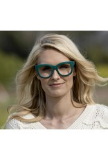 Peepers Center Stage - Emerald Blue Light Eyeglasses