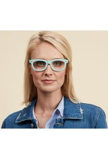 Peepers Louis - Aqua Blue Light Eyeglasses