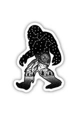 Stickers Northwest Sasquatch Constellation Sticker