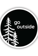 Stickers Northwest Go Outside Trees Sticker