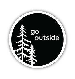 Stickers Northwest Go Outside Trees Sticker