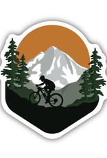 Stickers Northwest Mountain Biking Sticker