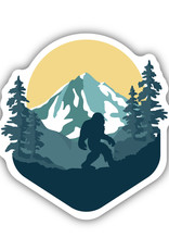 Stickers Northwest Outdoor Sasquatch Sticker