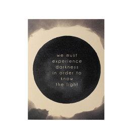 Maija Rebecca Hand Drawn Know the Light