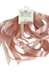 Oblation Papers & Press Color Stories: Blush Ribbon Trio