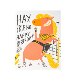 Hello Lucky Haaay Birthday