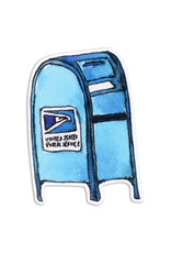 Constellation and Co. USA Mailbox Sticker