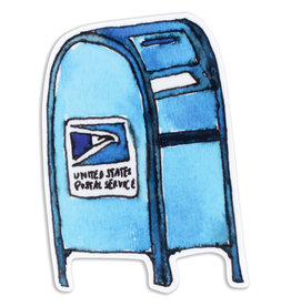 Constellation and Co. USA Mailbox Sticker
