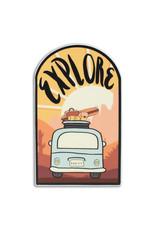 KPB Designs Explore Sticker