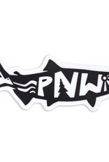 Stickers Northwest PNW Fish Sticker