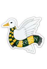 AC BC Design Oregon Duck Sticker
