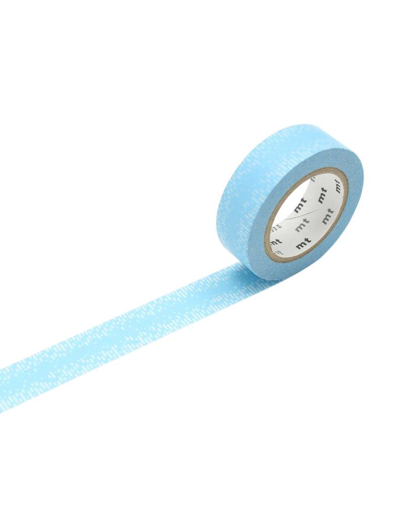 Water Drop Gradation Blue Washi Tape