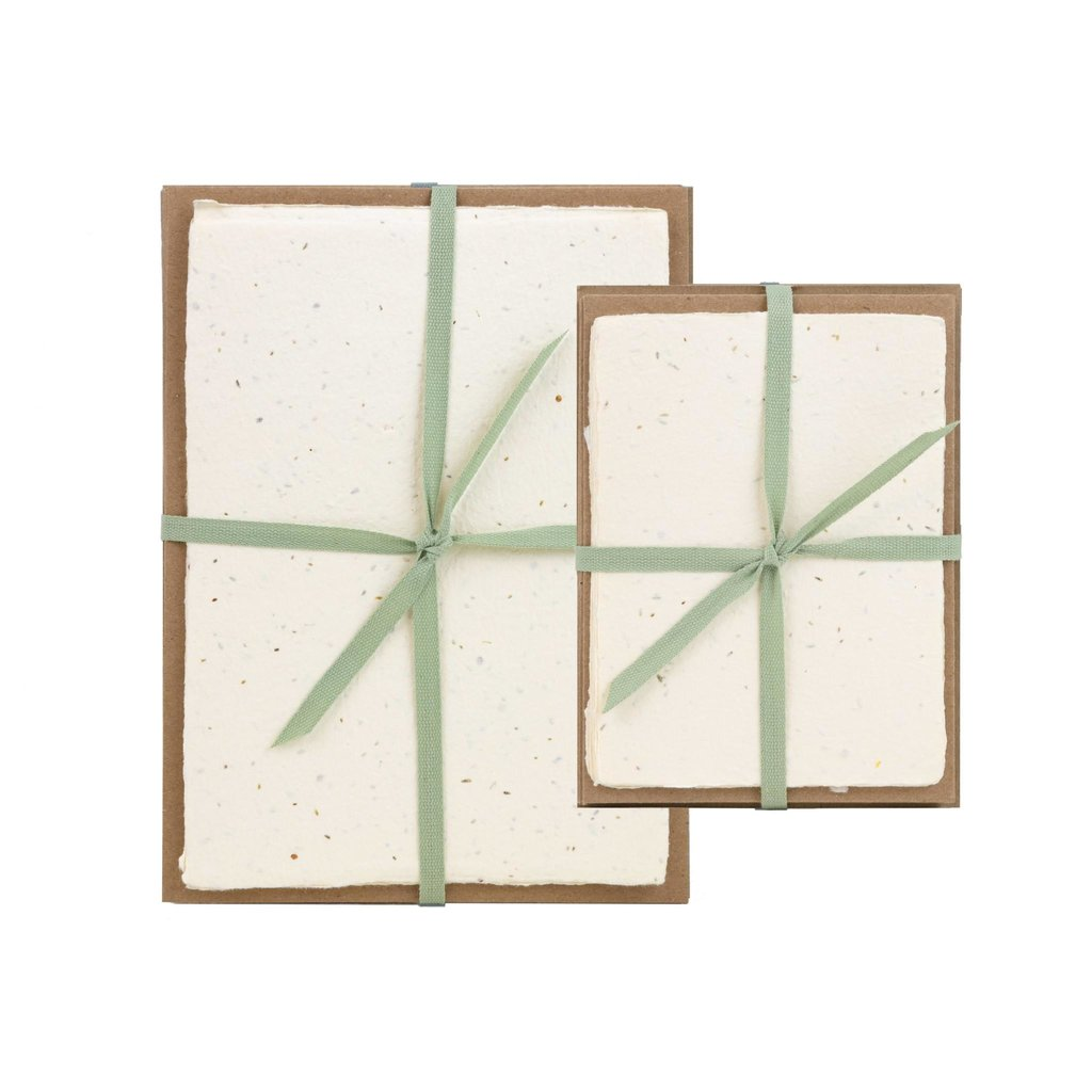 Oblation Papers & Press handmade paper pack wildflower seed