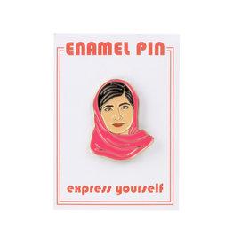 the found Malala Pin
