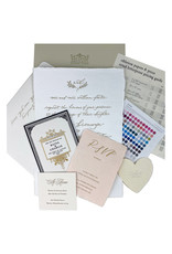 Invitation Sample Packet