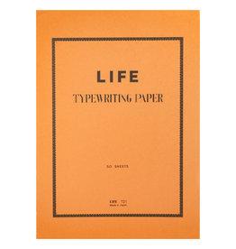Life Life Typewriter Paper A4