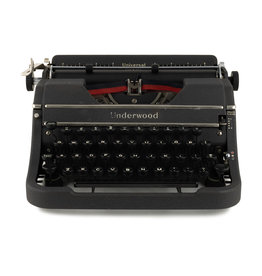 Underwood Underwood Universal Black