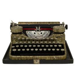 Underwood with Camo Finish Typewriter