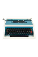 Mercedes Super T typewriter