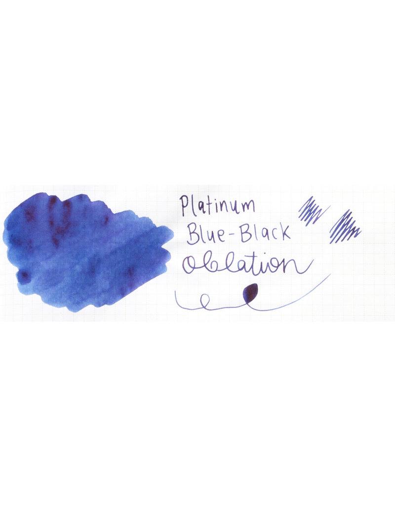 Platinum Platinum Bottled Ink Blue-Black