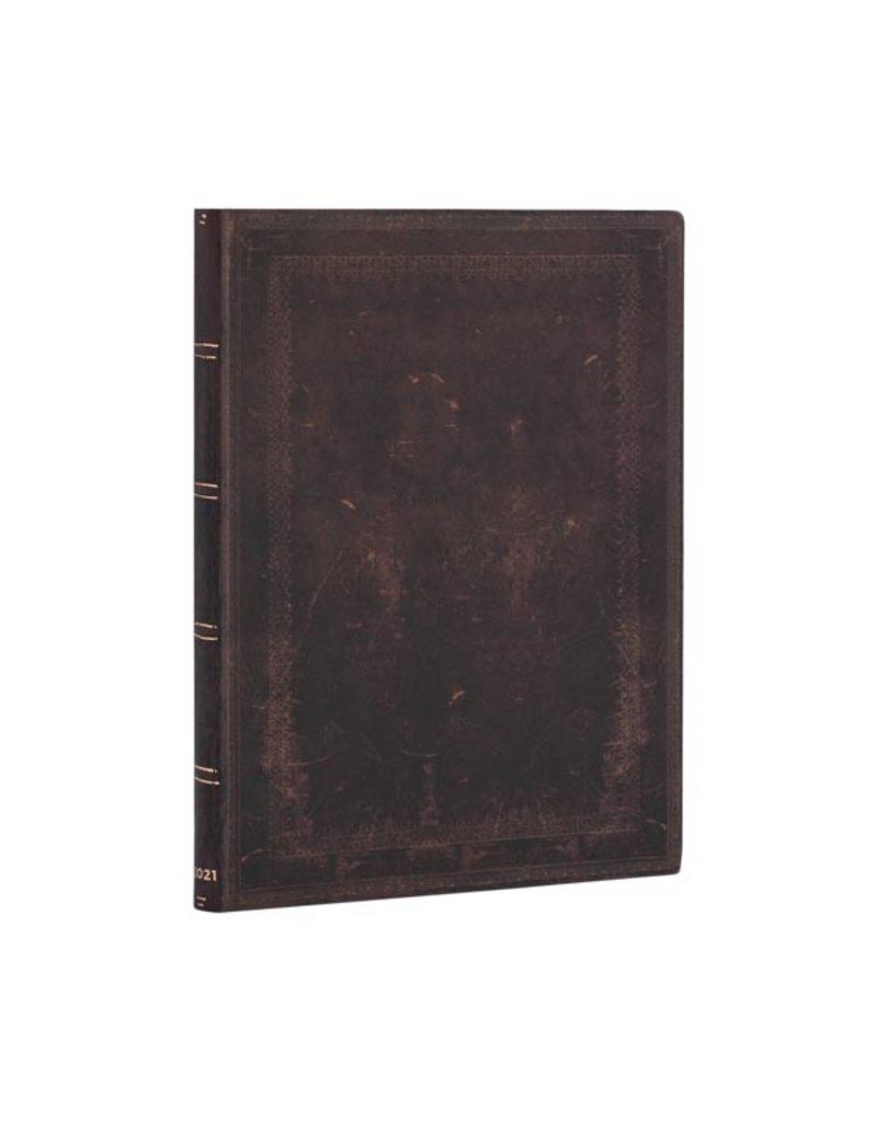 Paperblanks 2021 Flexis Black Moroccan Bold Ultra Business Planner