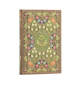 Paperblanks 2021 Poetry in Bloom Mini Horizontal Planner