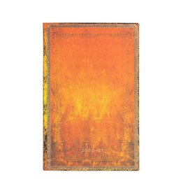 Paperblanks 2020-2021 Flexis Clay Rust Maxi Vertical Planner