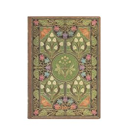 Paperblanks 2020-2021 Flexis Poetry in Bloom Midi Horizontal Planner