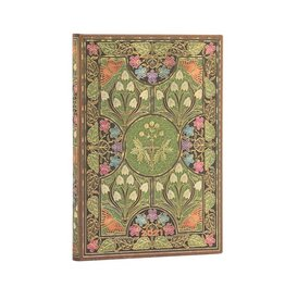 Paperblanks 2021 Poetry in Bloom Midi Horizontal Planner