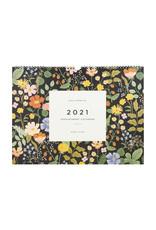 Rifle Paper 2021 Wild Garden Appointment Calendar