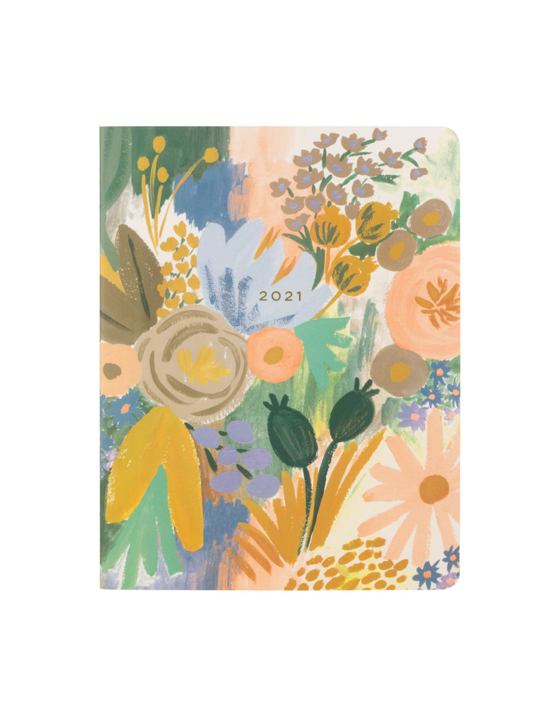 Rifle Paper 2021 Luisa Appointment Notebook