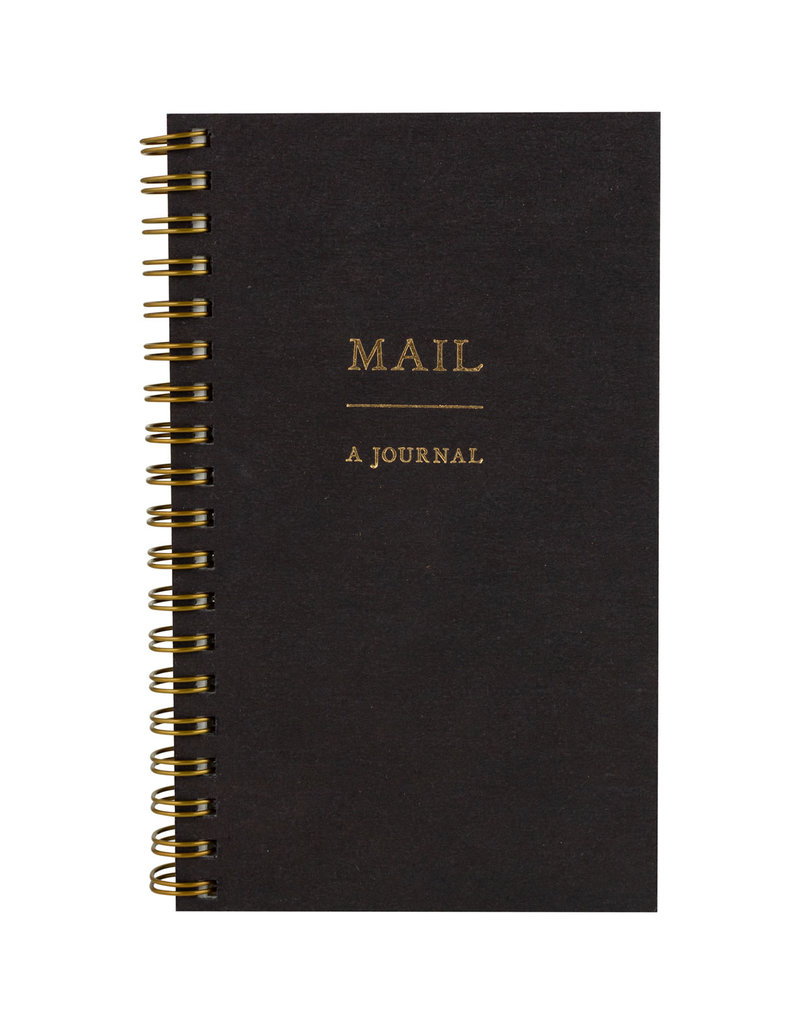 One Per Week Mail Journal Spiral