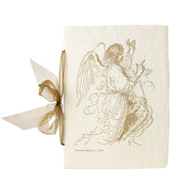 Oblation Papers & Press Giovanni Barbieri angel card