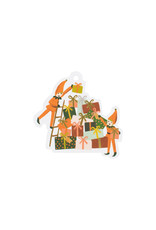 Rifle Paper Elves gift tags set of 8