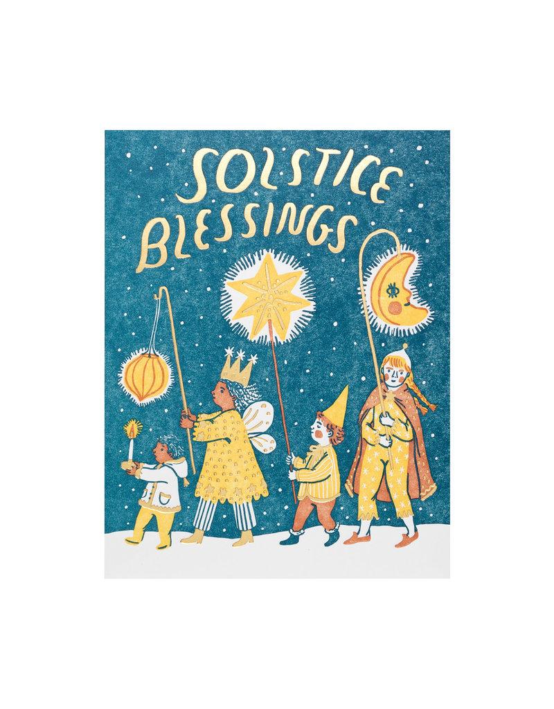 Bison Phoebe Wahl: Solstice Parade