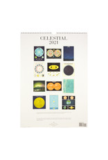 cavallini 2021 Celestial Wall Calendar