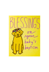 Baptism Pup