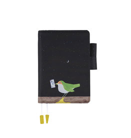 Hobonichi {sold out} A6 Time-Traveling Bird Hobonichi Techo 2021