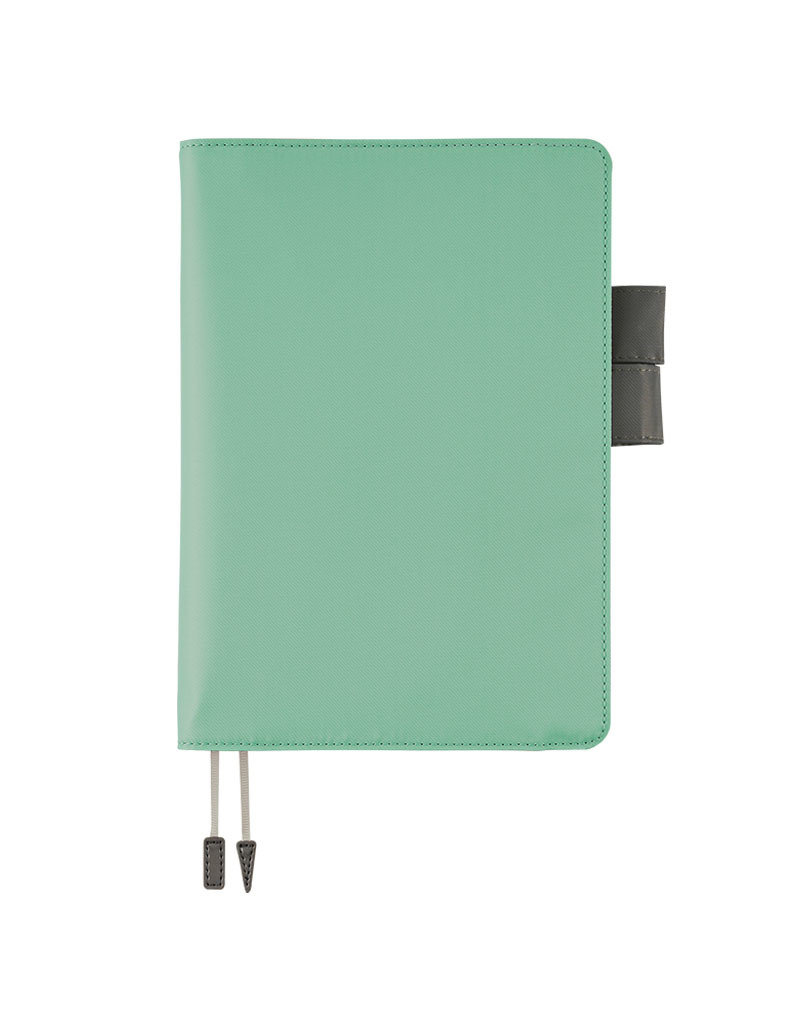 Hobonichi {sold out} A5 Turquoise Hobonichi Techo 2021