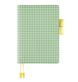 Hobonichi A5 Apple Green Gingham Hobonichi Techo 2021