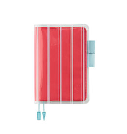 Hobonichi A6 Cover on Cover Stripes Hobonichi Techo