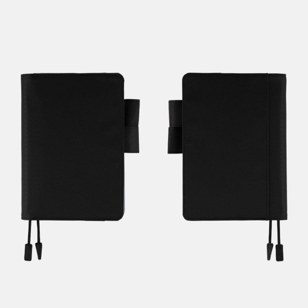 Hobonichi A6 Black x Pale Blue Hobonichi Techo 2021 (April Start)