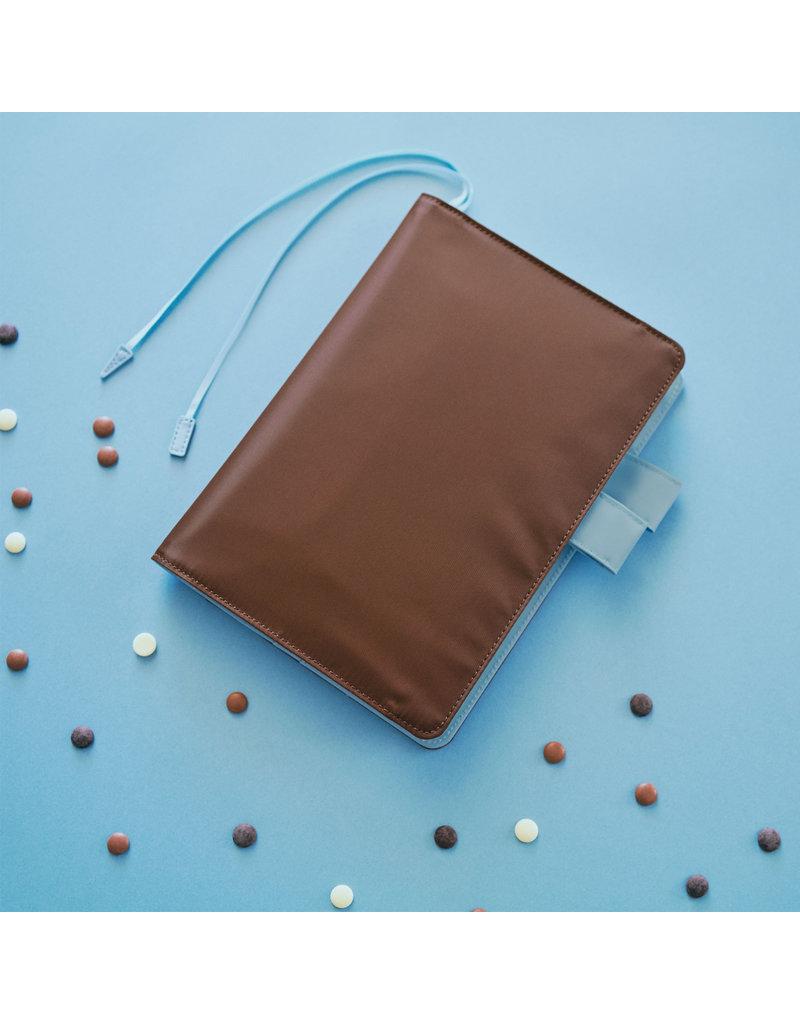 Hobonichi {sold out} A5 Classic Chocolate Hobonichi Techo 2021