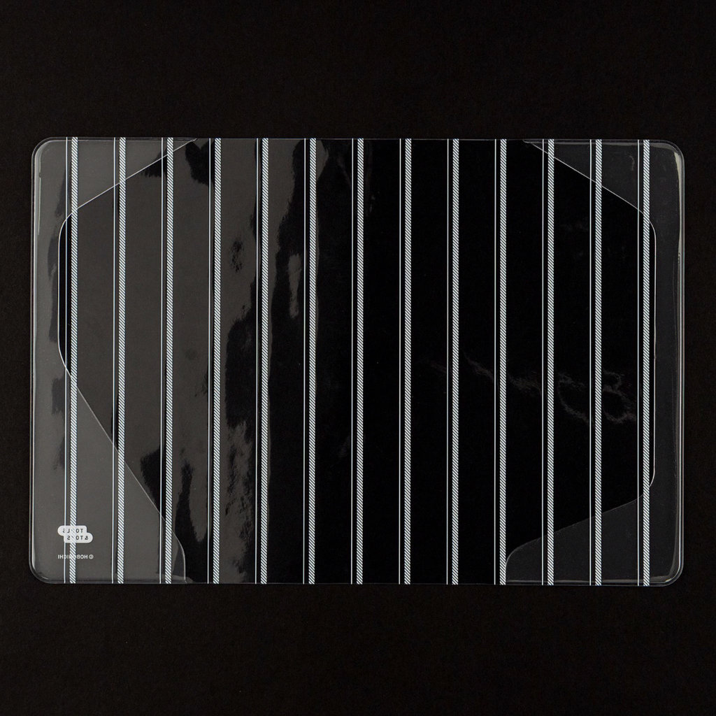 Hobonichi A6 Cover on Cover Stripes Hobonichi Techo