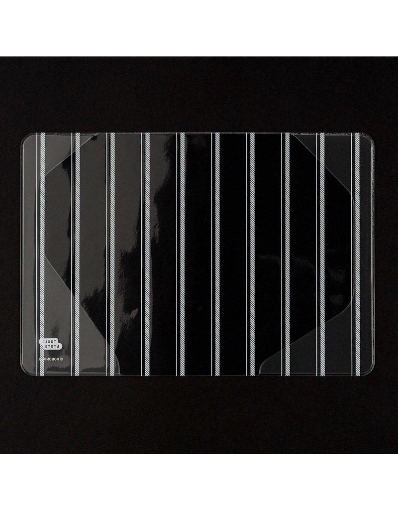 Hobonichi A5 Cover on Cover Stripes Hobonichi Techo