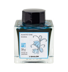 Sailor Manyo Bottled Ink Haha