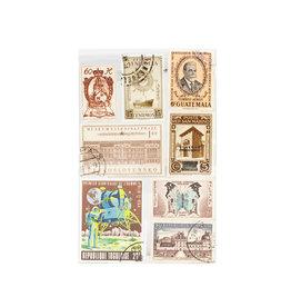 Decorative Vintage Stamps
