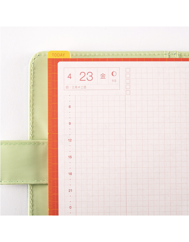 Hobonichi {sold out} Hobonichi Pencil Board Planner/Original A6