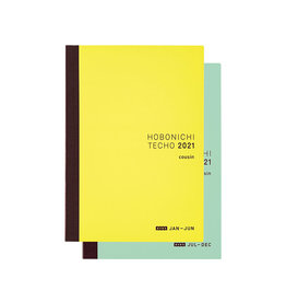 Hobonichi {sold out} Hobonichi Books Only Cousin Avec A5