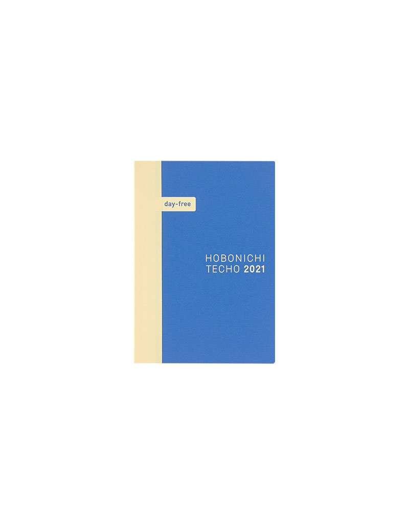 Hobonichi {sold out} Hobonichi Day-Free Original Book Only A6